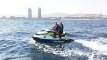 Jet Ski Barcelona Skyline Tour Experience, Barcelona, Waterskiing & Jetskiing