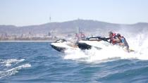 Jet Ski Llobregat Tour Experience, Barcelona, Waterskiing & Jetskiing