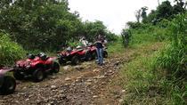 ATV Tour Doble, La Fortuna, 4WD, ATV & Off-Road Tours
