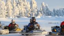 Arctic Circle Ice Karting, Rovaniemi, 4WD, ATV & Off-Road Tours