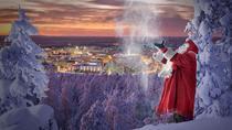 Christmas in Santa Claus Hometown, Rovaniemi, Christmas