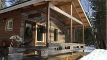 Lakeside Sauna Trip with Ice Fishing and Ice Swimming, Rovaniemi, Fishing Charters & Tours