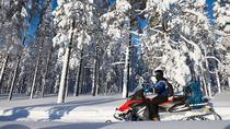 Snowmobile & Ice Fishing Experience, Rovaniemi, Fishing Charters & Tours