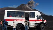 Mount Etna Sunset Tour from Taormina, Taormina, Half-day Tours
