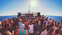 Reverb Sonnenuntergang Bootsparty mit Club & Pool Party, Ibiza, Day Cruises