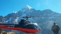 Mount Everest Helicopter Tour, Kathmandu, Helicopter Tours