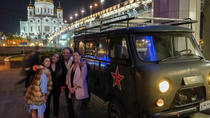 Pub-crawl Moscow onboard a classic Soviet van!, Moscow, Bus & Minivan Tours