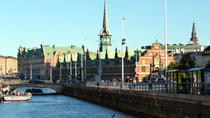 Copenhagen on Foot, Bike, and via Canal Cruise, Copenhague