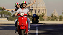 Vespa Panoramic Tour in Rome, Rome, 4WD, ATV & Off-Road Tours