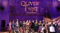 Oliver Twist the Musical: French Production in Paris with English Surtitles, Paris, Theater, Shows ...