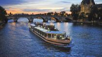 Bistro-Style Seine River Dinner Cruise, Paris, Private Sightseeing Tours