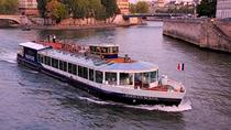 Christmas Eve Seine River Cruise, Paris, Christmas