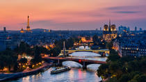 Paris Bastille Day Dinner Cruise with Champagne and Optional Fireworks, Paris, Dinner Cruises