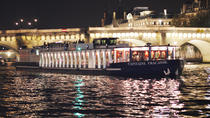 Paris Seine River Cruise with 3-Course Dinner, Paris, Dinner Cruises