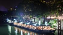 Valentine's Day Seine River Cruise with 3-Course Dinner and Live Music, Paris