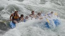 Whitewater Rafting on the Spokane River, Washington, White Water Rafting