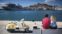 Ibiza Island Tour by Vintage Vespa, Ibiza, Motorcycle Tours