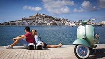 Ibiza Shore Excursion: Countryside and San Antonio Bay Tour by Vintage Vespa, イビサ島