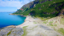 Mjelle Beach - Easy Coastal Day Hike to Bodos no 1 Beach, Northern Norway, Bodo, Hiking & Camping