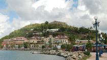 The St Maarten Experience: Marigot and Party Cruise to Simpson Bay, Philipsburg, Kayaking & Canoeing