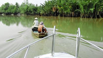 Half-Day Mekong Delta by Speedboat and Leisure Biking, Ho Chi Minhstad