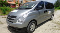 1 to 2 Passenger Standard Arrival Transfer to Any Mahe Island Hotel, Mahé