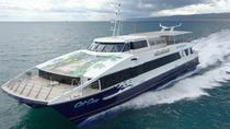 Cat Cocos: Mahe to Praslin Island Fast Ferry One-Way or Round-Trip Transfers, Victoria, Ferry ...