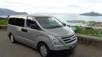 Private ARRIVAL Transfer from Seychelles Airport to Mahe Hotel or Mahe Inter-Island Ferry Terminal, ...