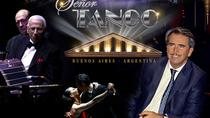Señor Tango Show mit optionalem Abendessen in Buenos Aires, Buenos Aires, Dinner Packages