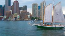 Cruise Boston Harbor on our 67 Foot Tall Ship Schooner, Boston, Sailing Trips