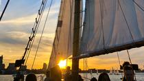 Sunset Sailing Cruise on a Tall Ship in Boston Harbor, Boston, Sailing Trips