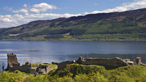 Loch Ness Sightseeing Cruise and Visit to Urquhart Castle, Inverness