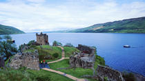 Loch Ness Sightseeing Cruise Including Urquhart Castle, Inverness, Literary, Art & Music Tours
