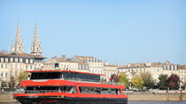 Garonne River Cruise Including Bordeaux Wine Tasting, Bordeaux