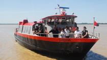Half-Day Médoc Wine-Tasting Tour and River Cruise from Bordeaux, Bordeaux, Day Cruises