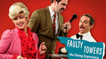 De Faulty Towers-dinerervaring, London, Dinner Packages