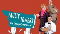 Faulty Towers The Dining Experience, London, Dinner Packages