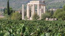 Nemea wine roads, The most famous wine tour in Greece, Athens, Wine Tasting & Winery Tours