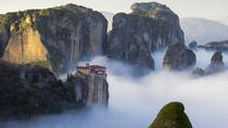Full-Day Meteora Tour from Thessaloniki by Train, Thessaloniki, Walking Tours