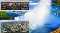 Buffalo to Niagara Falls NY Day Tour, Niagara Falls, Night Tours