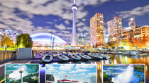 Canadian Deluxe tour Niagara Falls Toronto Whole day, Niagara Falls, Full-day Tours