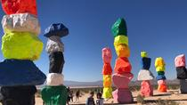 Seven Magic mountains & Welcome To Las Vegas Sign Tour, Las Vegas, Cultural Tours