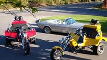 Ultimate Barossa Adventure Day Tour pour 2 - Combiné Mustang Convertible-Trike, Barossa Valley, Custom Private Tours