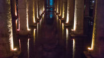 Private Tour: Istanbul Highlights and Nakkas Cistern, Istanbul, Full-day Tours