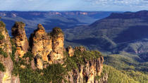 Blue Mountains Day Tour Including Three Sisters, Scenic World and Wildlife Park, Sydney, null