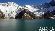 Visit El Yeso Reservoir and hike to Los Patos Lagoon inside Andes Mountain Range, Santiago, Hiking...