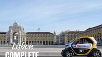 Lisbon Complete - Self Drive in Electric Vehicles with GPS Audio Guide, Lisbon, Audio Guided Tours