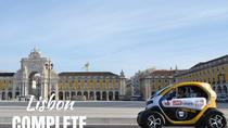 Lisbon Complete - Self Drive with GPS Audio Guide - Hotel Delivery Included, Lisbon, Audio Guided ...