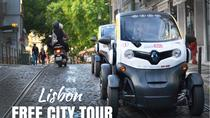 Lisbon Free City Tour -Self Drive with GPS Audio Guide - Hotel Delivery Included, Lisbon, Audio...