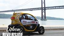 Lisbon Riverside - Self Drive with GPS Audio Guide - Hotel Delivery Included, Lisbon, Audio Guided...